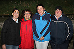 Alice, Angela and Lorraine Bellew with Patricia Woods at the Ghost Tour at Millmount...(Photo credit should read Jenny Matthews www.newsfile.ie)....This Picture has been sent you under the condtions enclosed by:.Newsfile Ltd..The Studio,.Millmount Abbey,.Drogheda,.Co Meath..Ireland..Tel: +353(0)41-9871240.Fax: +353(0)41-9871260.GSM: +353(0)86-2500958.email: pictures@newsfile.ie.www.newsfile.ie.