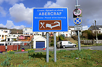 "Pictured: Abercraf (Abercrave) in south Wales.<br /> Re: Bargain hunters on eBay browsing at a house were bidding for nothing more than an email, it has been revealed.<br /> An auction on the website attracted bids of more than £10,000 for the home in Abercrave, but all was not what it seemed.<br /> The auction advertised a detached, three bedroom ""house for sale"" in Abercrave, in the Swansea Valley with ""very large grounds for possible extension to existing property, or potential for building plot subject to planning.""<br /> The description added: ""House is in village location close to schools, doctors, shops et cetera. Property fronts quiet main village road and backs onto the River Tawe, with fishing rights.""<br /> But it seems potential buyers had not read the full listing.<br /> At the bottom of the page the ad said: ""Auction is for property details via email or post""."