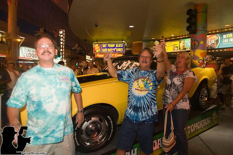 Woodstock End of Summer Bash, Fitzgeralds Camaro car giveaway