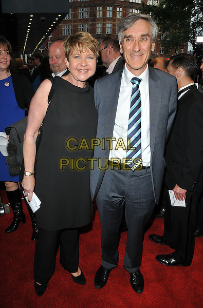 guest &amp; John Redwood at the &quot;Brexit: The Movie&quot; UK film premiere, Odeon Leicester Square cinema, Leicester Square, London, England, UK, on Wednesday 11 May 2016.<br /> CAP/CAN<br /> &copy;Can Nguyen/Capital Pictures