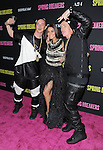 Vanessa Hudgens and The ATL Twins at The L.A. Premiere of Spring Breakers held at The Arclight Theater in Hollywood, California on March 14,2013                                                                   Copyright 2013 Hollywood Press Agency