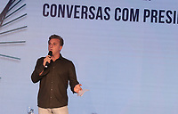 SAO PAULO, 07.08.2018  - GOVETECH   - Luciano Hulk comanda entrevista com presidenci&aacute;veis durante Govtech 2018 na tarde desta ter&ccedil;a-feira (07) no hotel Tivoli Mofarrej na zona sul de S&atilde;o Paulo.<br /> (Foto: Fabricio Bomjardim / Brazil Photo Press)