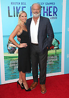 31 July 2018 - Hollywood, California - Kayte Walsh, Kelsey Grammer. &quot;Like Father&quot; Los Angeles Premiere held at the ArcLight Hollywood. <br /> CAP/ADM/FS<br /> &copy;FS/ADM/Capital Pictures