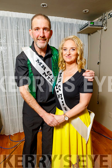 """Melisa and Martin Nix ready to dance at the Tralee Musical Society """"Strictly Come Dancing"""" Mr and Mrs in Ballyroe Heights Hotel on Saturday."""