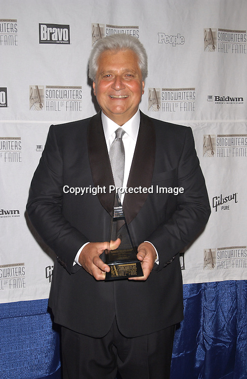 Martin Bandier,CEO of EMI                                     ..at the Songwriters Hall of Fame annual Awards Induction and Dinner on June 12, 2003 at the Marriott Marquis Hotel in NYC.                                                                               Photo by Robin Platzer, Twin Images