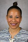 Lisa Cheers, Assist VP Alum & Donor Marketing, Advancement, DePaul University, is pictured in a studio portrait Thursday, February 23, 2017. (DePaul University/Jeff Carrion)