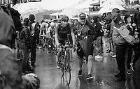 Tejay Van Garderen (USA/BMC) finishing<br /> <br /> stage 12: Lannemezan - Plateau de Beille (195km)<br /> 2015 Tour de France