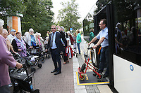 25.08.2015: Sicher-in-den-Bus-Rollatortraining in Rüsselsheim