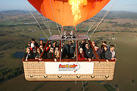 20151011 October 11 Hot Air Balloon Gold Coast