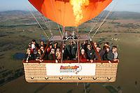 20151011 October 11 Hot Air Balloon Gold Coast