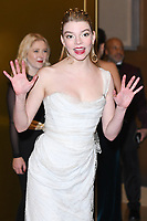 LONDON, UK. January 20, 2019: Anya Taylor Joy arriving for the London Critics' Circle Film Awards 2019 at the Mayfair Hotel, London.<br /> Picture: Steve Vas/Featureflash