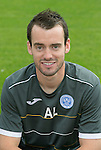 St Johnstone FC 2014-2015 Season Photocall..15.08.14<br /> Alan Lochtie (Assistant Physio)<br /> Picture by Graeme Hart.<br /> Copyright Perthshire Picture Agency<br /> Tel: 01738 623350  Mobile: 07990 594431