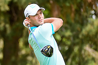 Martin Kaymer (DEU) watches his tee shot on 6 during round 3 of the World Golf Championships, Mexico, Club De Golf Chapultepec, Mexico City, Mexico. 3/4/2017.<br /> Picture: Golffile | Ken Murray<br /> <br /> <br /> All photo usage must carry mandatory copyright credit (&copy; Golffile | Ken Murray)