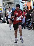 David Doyle taking part n the Saint Vincent de Paul 5Km run. Photo: Colin Bell/pressphotos.ie