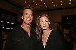 Bradley Cole and Gina Tognoni at the Goodbye to Guiding Light, 72 Years Young on August 19, 2009 at the Paley Center for Media, NYC, NY. (Photo by Sue Coflin/Max Photos)