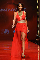 www.acepixs.com<br /> February 9, 2017  New York City<br /> <br /> Veronica Webb walks the runway at the American Heart Association's Go Red For Women Red Dress Collection 2017 presented by Macy's at Fashion Week at Hammerstein Ballroom on February 9, 2017 in New York City.<br /> <br /> Credit: Kristin Callahan/ACE Pictures<br /> <br /> <br /> Tel: 646 769 0430<br /> Email: info@acepixs.com