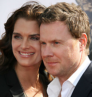 Brooke Shields and husband Chris Henchy 2009<br /> Photo By Russell Einhorn/PHOTOlink.net