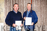 At the Kerry ETB  Graduations in the rose Hotel on Thursday were MIG Welding Denis O'Connor and Tony Horgan