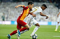 Real Madrid CF's Rodrygo Goes during UEFA Champions League match, groups between Real Madrid and Galatasaray SK at Santiago Bernabeu Stadium in Madrid, Spain. November, Wednesday 06, 2019.(ALTERPHOTOS/Manu R.B.)<br /> Champions League 2019/2020  <br /> Real Madrid - Galatasaray<br /> Foto Alterphotos / Insidefoto <br /> ITALY ONLY