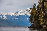 Mt Gilbert,  Chugach mountains, Chugach National Forest, Prince William Sound, southcentral, Alaska.