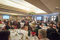 Mayors of Brooklyn Park, Brooklyn Center, Maple Grove and Osseo celebrated the success of their respective municipalities at the North Hennepin Area Chamber of Commerce's annual State of the Cities leadership forum at Edinburgh Golf Club Thursday, Jan. 14.