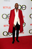 "LOS ANGELES - FEB 7:  Karamo Brown at the ""Queer Eye"" Season One Premiere Screening at the Pacific Design Center on February 7, 2018 in West Hollywood, CA"