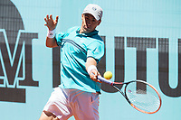 Spanish Daniel Munoz de la Nava during Mutua Madrid Open Tennis 2017 at Caja Magica in Madrid, May 06, 2017. Spain.<br /> (ALTERPHOTOS/BorjaB.Hojas) /NORTEPHOTO.COM