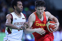 Río 2016 Básquetbol - China vs Venezuela