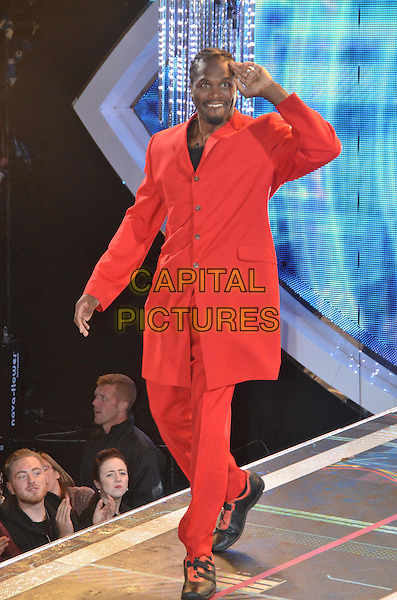 Audley Harrison <br /> in Celebrity Big Brother - Summer 2014 <br /> *Editorial Use Only*<br /> CAP/NFS<br /> Image supplied by Capital Pictures