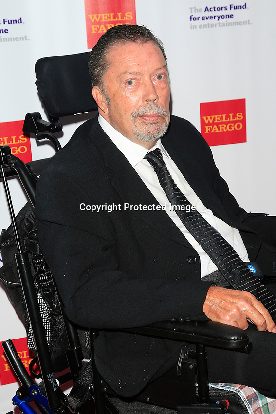 LOS ANGELES - JUN 7: Tim Curry at the Actors Fund's 19th Annual Tony Awards Viewing Party at the Skirball Cultural Center on June 7, 2015 in Los Angeles, CA