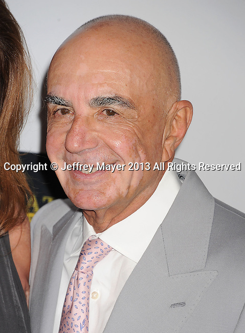 CENTURY CITY, CA- MAY 03:  Attorney Robert Shapiro arrives at the 20th Annual Race To Erase MS Gala 'Love To Erase MS' at the Hyatt Regency Century Plaza on May 3, 2013 in Century City, California.