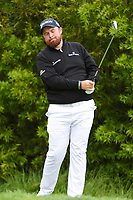 Shane Lowry (IRL) reacts to his tee shot on 12 during round 3 of the 2019 US Open, Pebble Beach Golf Links, Monterrey, California, USA. 6/15/2019.<br /> Picture: Golffile | Ken Murray<br /> <br /> All photo usage must carry mandatory copyright credit (© Golffile | Ken Murray)
