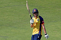 Daniel Lawrence of Essex departs the field having been caught out during Hampshire vs Essex Eagles, Vitality Blast T20 Cricket at the Ageas Bowl on 25th August 2019