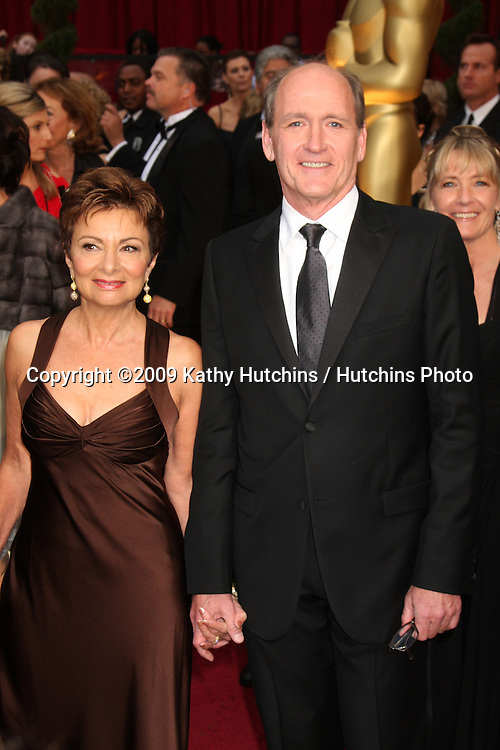 Richard Jenkins  arriving at the 81st Academy Awards at the Kodak Theater in Los Angeles, CA  on.February 22, 2009.©2009 Kathy Hutchins / Hutchins Photo...                .