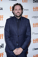 """TORONTO, ONTARIO - SEPTEMBER 08: Drake Doremus attends """"Endings, Beginnings"""" premiere during the 2019 Toronto International Film Festival at Ryerson Theatre on September 08, 2019 in Toronto, Canada. <br /> CAP/MPI/IS/PICJER<br /> ©PICJER/IS/MPI/Capital Pictures"""