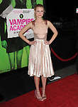 Lucy Fry attends The Weinstein Company L.A. Premiere of Vampire Academy held at The Premiere House at Regal Cinemas L.A. Live Stadium 14 in Los Angeles, California on February 04,2014                                                                               © 2014 Hollywood Press Agency