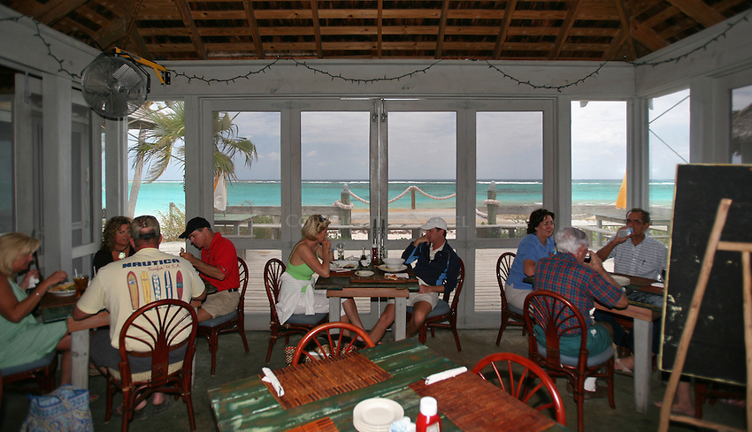 Scenes from Tippy's on Eleuthera