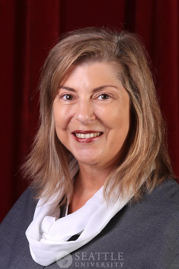 November 16th, 2015-  Day 1 - Seattle university Faculty/Staff headshots. <br /> <br /> <br /> Francesca Lukjanowicz<br /> Director of University Marketing<br /> francesca@seattleu.edu