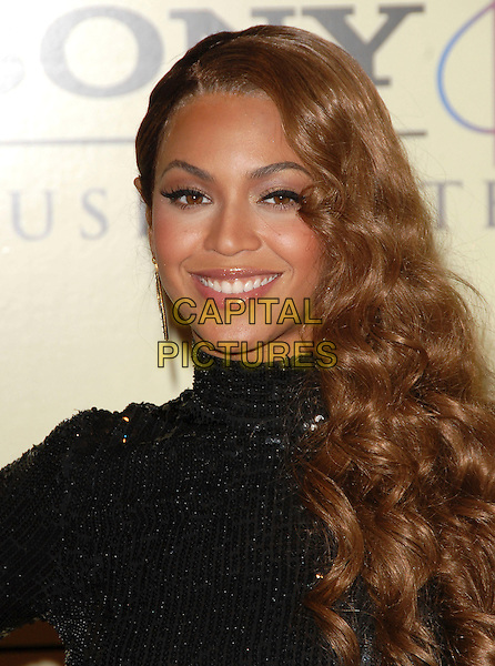 BEYONCE KNOWLES.attends The Sony / BMG Post Grammy Party held at The Beverly Hills Hotel in Beverly Hills, California, USA, February 11 2007..portrait headshot.CAP/DVS.©Debbie VanStory/Capital Pictures