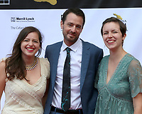 LOS ANGELES - SEP 28:  Cimela Kidonakis, Sean Bloomfield, Jessi Hannapel at the 2019 Catalina Film Festival - Saturday at the Catalina Bay on September 28, 2019 in Avalon, CA