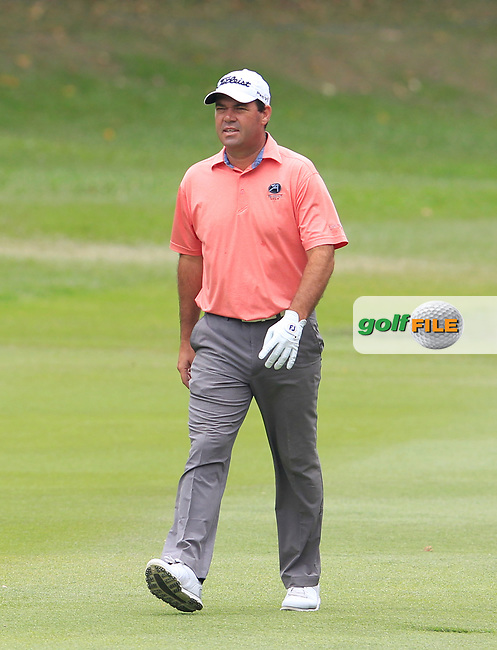 Keith Horne (RSA) on the 4th fairway during Round 3 of the UBS Hong Kong Open, at Hong Kong golf club, Fanling, Hong Kong. 25/11/2017<br /> Picture: Golffile   Thos Caffrey<br /> <br /> <br /> All photo usage must carry mandatory copyright credit     (&copy; Golffile   Thos Caffrey)