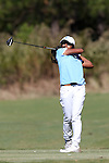 16 October 2016: UNC's Roshnee Sharma. The Final Round of the 2016 Ruth's Chris Tar Heel Invitational NCAA Women's Golf Tournament hosted by the University of North Carolina Tar Heels was held at the UNC Finley Golf Club in Chapel Hill, North Carolina.