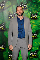 LONDON, ENGLAND - JANUARY 10: Fred Sirieix attending 'Cirque du Soleil - OVO' at the Royal Albert Hall on January 10, 2018 in London, England.<br /> CAP/MAR<br /> &copy;MAR/Capital Pictures