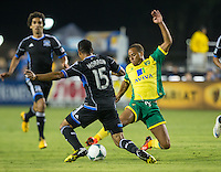 San Jose Earthquakes vs. Norwich City FC, July 20, 2013