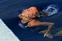 Tania Cagnotto Italia <br /> Diving Women's 3m Springboard - Tuffi Trampolino 3m Donne  <br /> Barcellona 26/7/2013 Piscina Municipal <br /> Barcelona 2013 15 Fina World Championships Aquatics <br /> Foto Andrea Staccioli Insidefoto