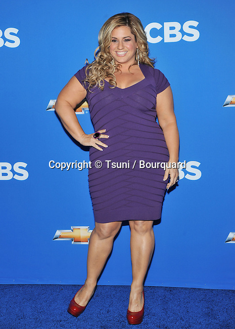 Marissa Jaret Winokur<br /> CBS Fall Season Premiere Party at the Colony Club In Los Angeles.