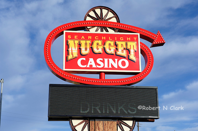 Nugget Casino, Searchlight, Nevada