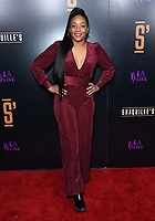 09 March 2019 - Los Angeles, California - Tiffany Haddish. Grand Opening of Shaquille's at L.A. Live held at Shaquille's at L.A. Live. <br /> CAP/ADM/BT<br /> &copy;BT/ADM/Capital Pictures