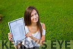 Agnieszka Urbaniak a student at Presentation secondary school Tralee who got an amazing 9 A's in the leaving Cert exam on Wednesday.