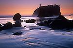 Ruby Beach, Abbey Island, Olympic Coast, Washington